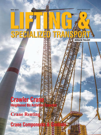 Lifting and Specialized Transport April - June 2014