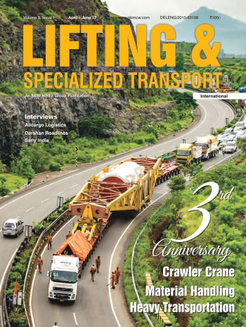 Lifting and Specialized Transport April - June 2017