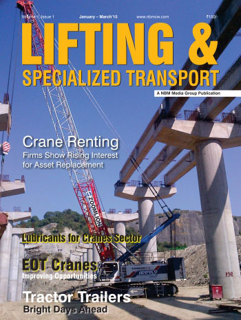 Lifting and Specialized Transport January - March 2015