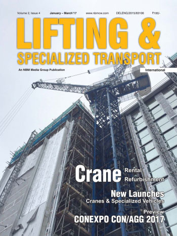 Lifting and Specialized Transport January - March 2017