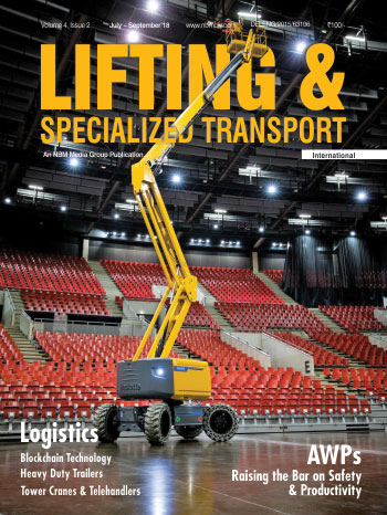 Lifting and Specialized Transport July - September 2018