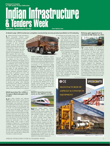 Indian Infrastructure and Tenders Week