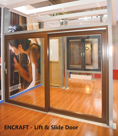 ENCRAFT Lift Slide Door
