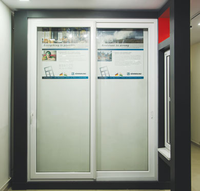 Profine Door Window