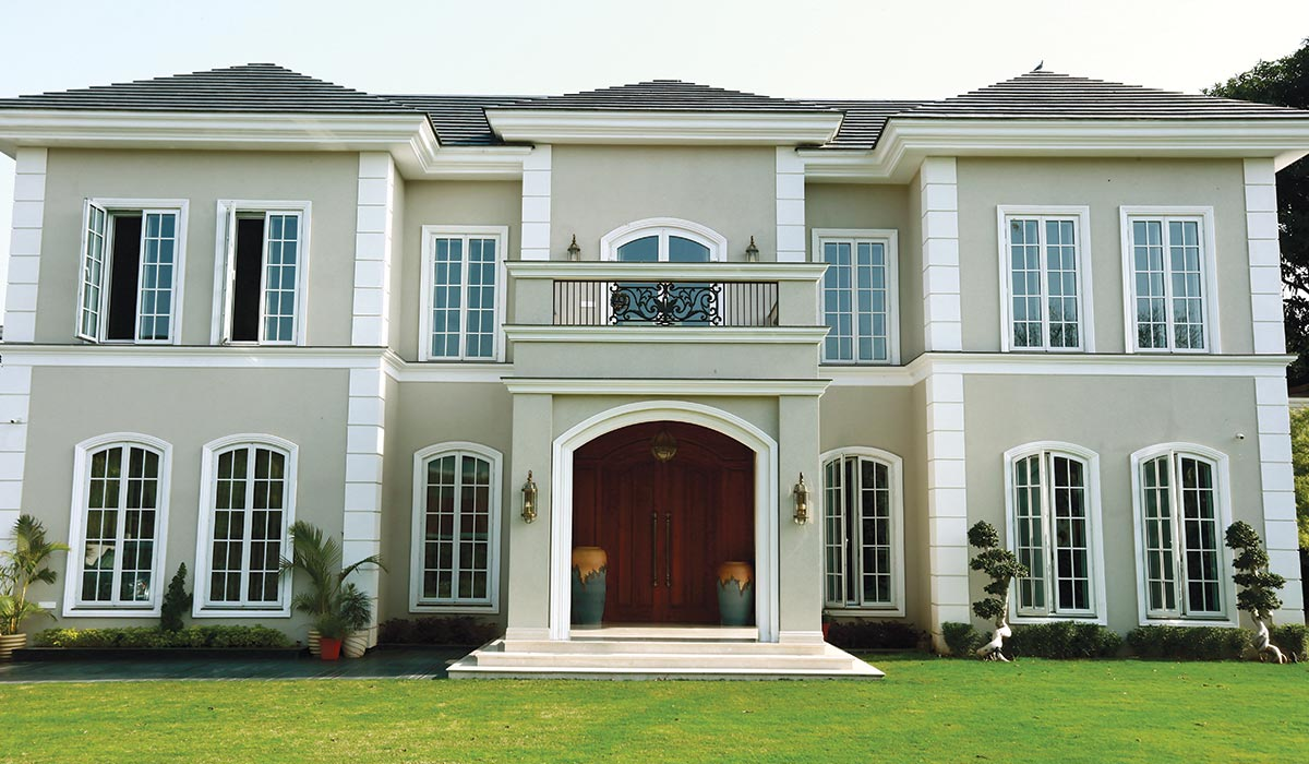 Lingel White UPVC
