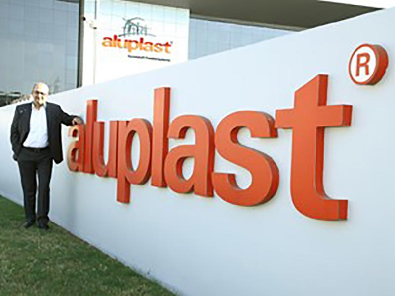 Faraz Aqil is aluplast India's New Business Head