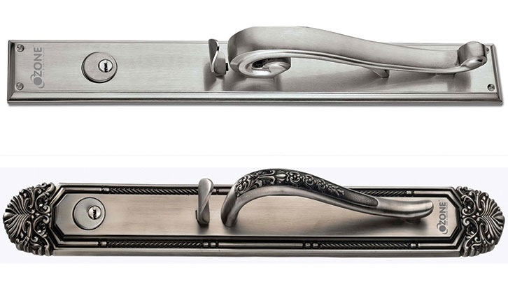 Designer Doors Handles from Ozone