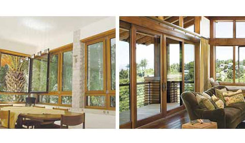 Alu-Wood: Energy efficient fenestration solution from Kalco