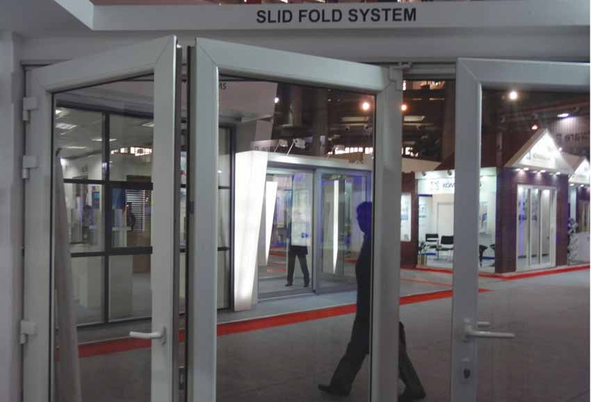 Fold And Slide Exhibition