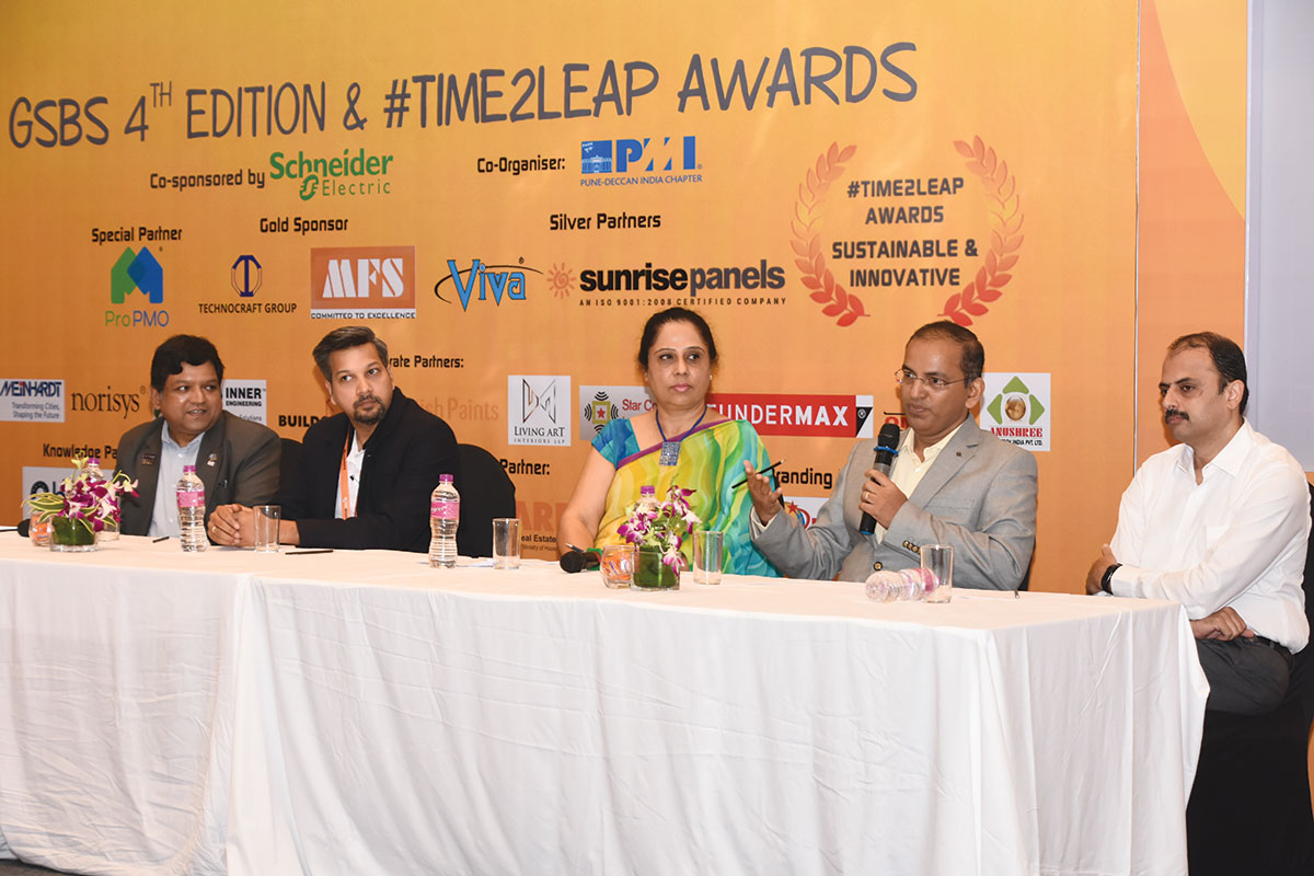 GSBS & Time2Leap Awards