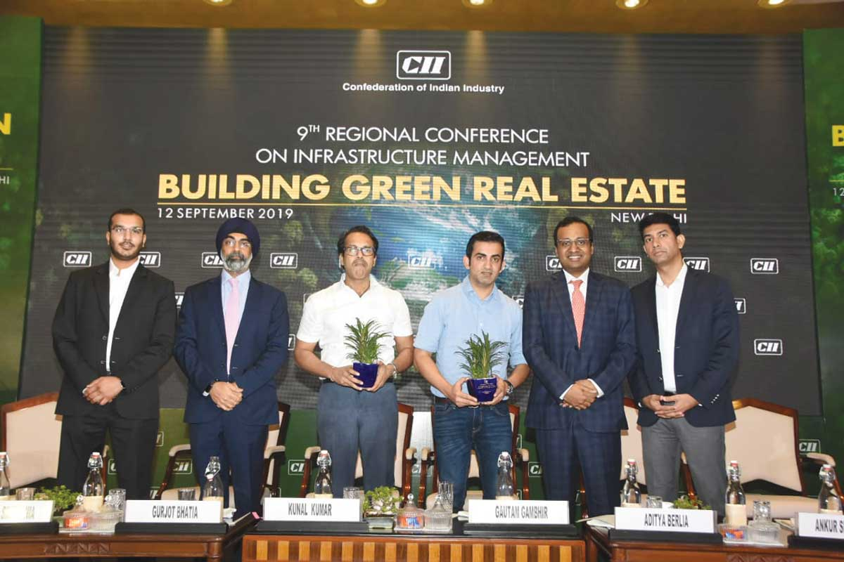 Building Green Real Estate