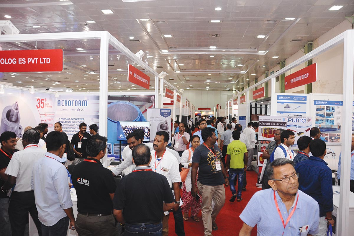 Mark Your Calendar for Asia's Most Definitive Expo for Roofing & Allied Products