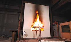 Forensic Analysis of Fire-Resistant Facades