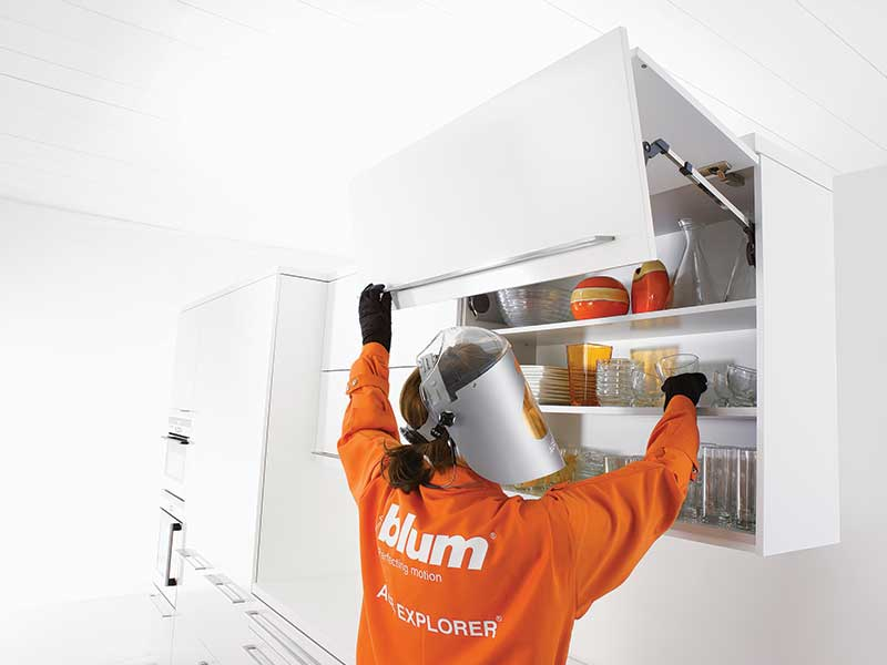 Blum: Making Everyday Furniture Use Easier