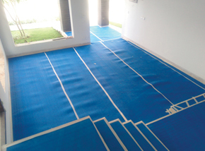 Dura Floor Protection Product