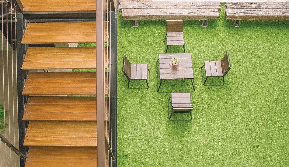 Welspun Flooring Greens