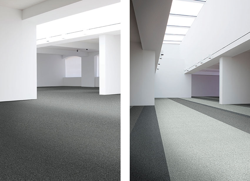 InterfaceFLOR Launches Biosfera I: The Industry's Most Sustainable Carpet Tiles