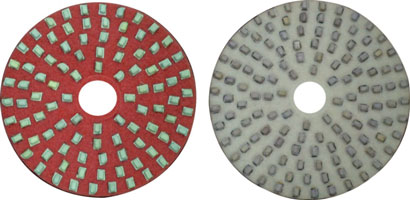 Diamond Buffing Pads