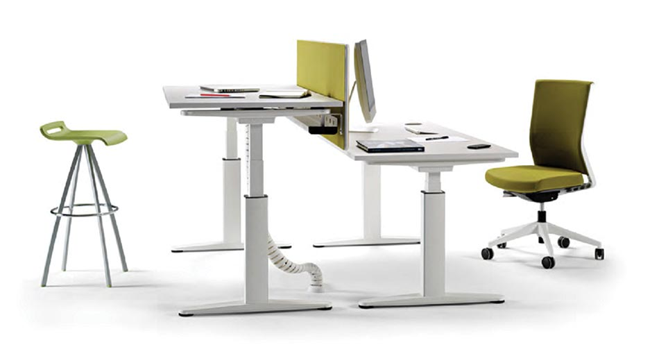 Height adjustable system