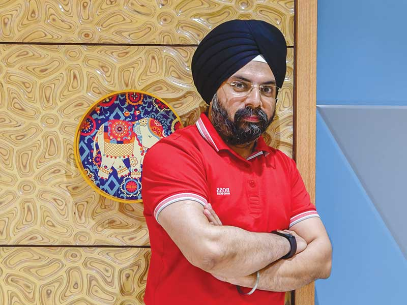 Chief Architect Kamalroop Singh Maan