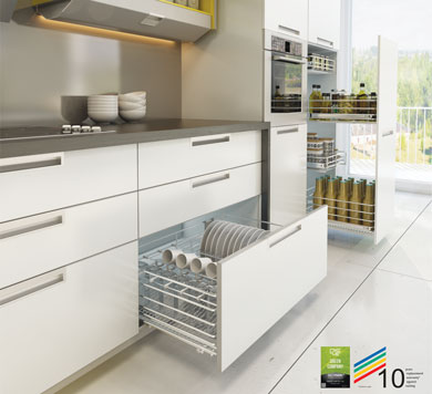 Hettich Sets Benchmark For Function Quality And Comfort