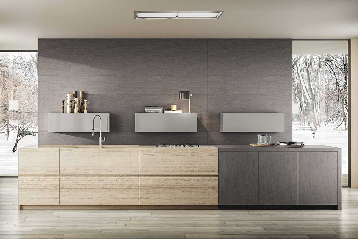 Ottimo brings Contempora Collection by Aster Cucine