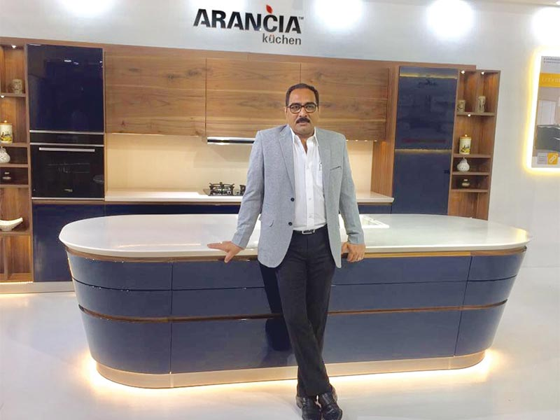 Arancia Modular Kitchens In Tune with Market Demand