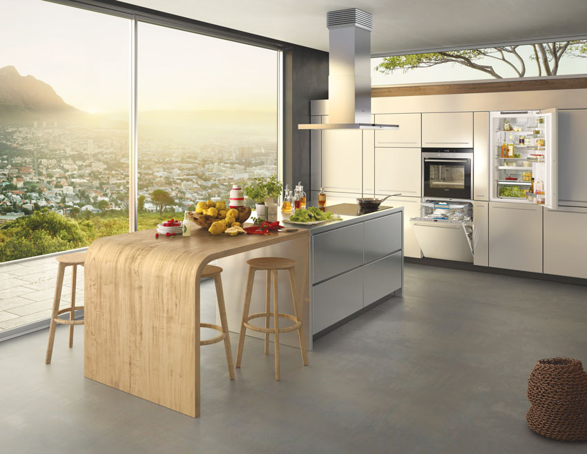 Siemens Built-in-Kitchen Appliances