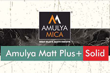 Amulya Plus in matt finish