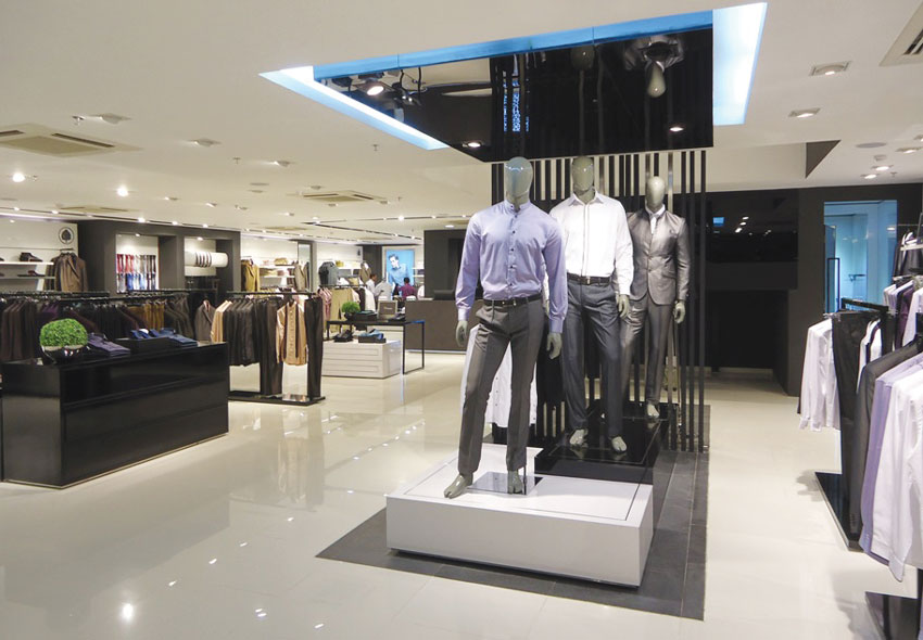 Energy efficient Retail showroom/mall lighting systems in Indian market