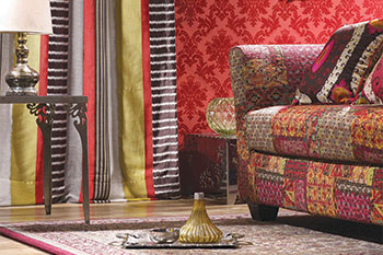 Bukhara furnishings by RR Décor
