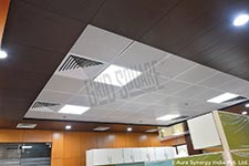 GridSquare® Ceilings Convenient & Attractive