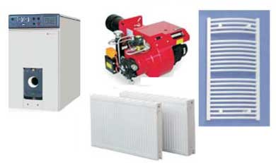 Eurotech Central Heating System