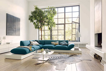 Jalis sofas by COR