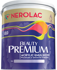 Nerolac Beauty Stain Washable