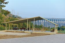 PEB Structures Built at Statue of Unity Projectscope.jpg