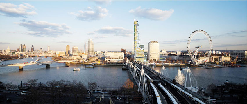 The Extempore London Skyline View