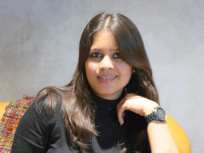 Komal Jain, Founder & Chief Designer