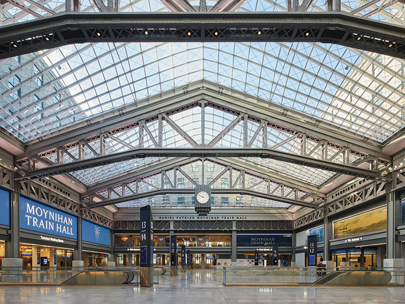 Restoring the Grandeur of Train Travel in New York