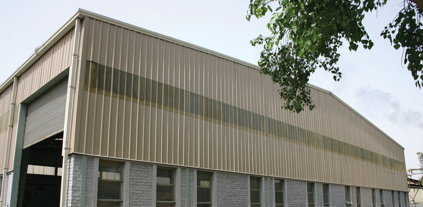 Modern Roofing Options