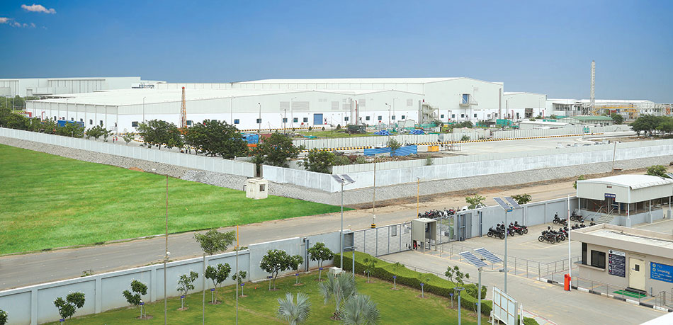 Tata Bluescope COLORBOND® Steel - Preferred Roofing for FMCG industry