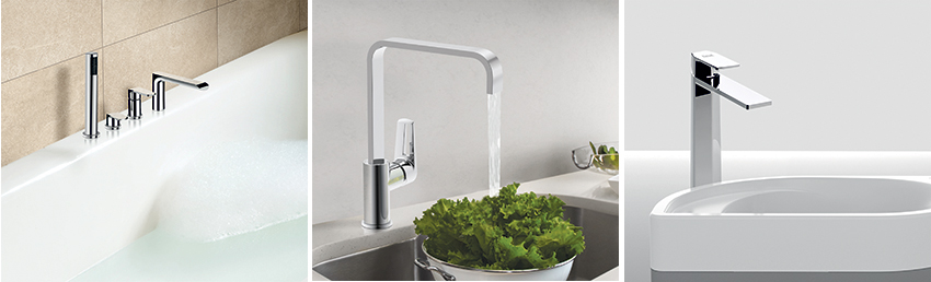 Remarkable Kajaria Ceramics Ventures Into Bathroom Faucets With Kerovit Home Interior And Landscaping Ologienasavecom