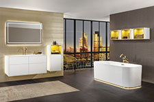 Villeroy & Boch introduces Finion premium bath collection