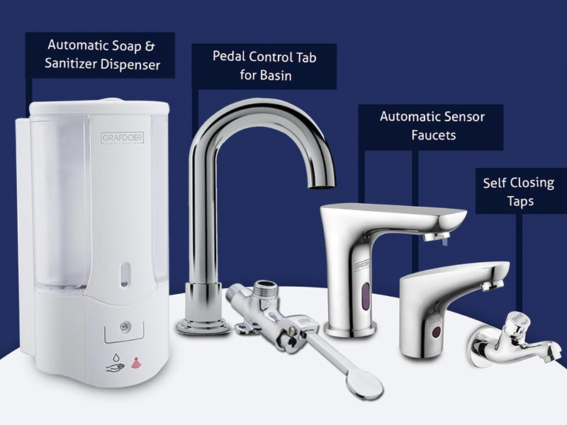 Contact-Free & Water-Efficient