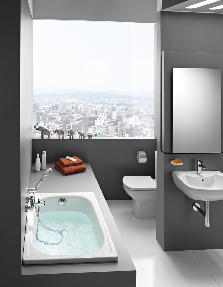 Roca Faucet Collection