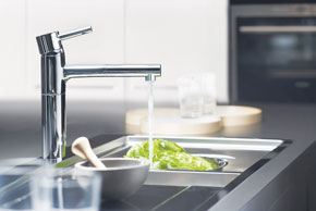 The new look of purism: Essence from GROHE