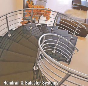Kich Handrail Baluster Systems