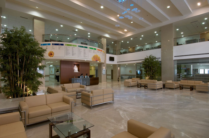 Kohinoor Hospital – 1st LEED Platinum rated Project in Asia & 2nd in the world