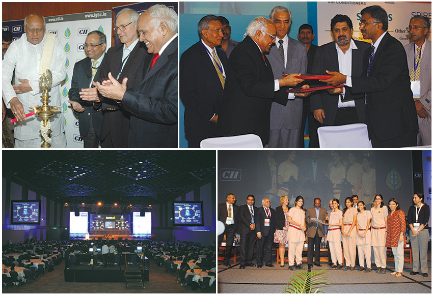 Role of Green Building Congress in Promotion & Development of Green Building Concepts in India