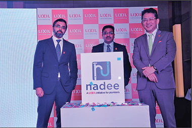 LIXIL's first sanitaryware facility in India becomes operational; also launched Project Nadee  - a Skill Development Platform for Plumbers